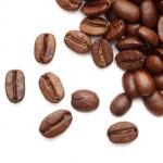 Koffie van verse bonen