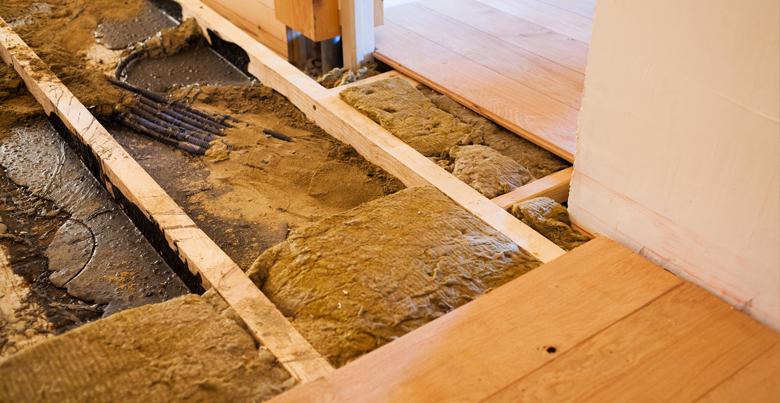 Waarom houten vloer isoleren?