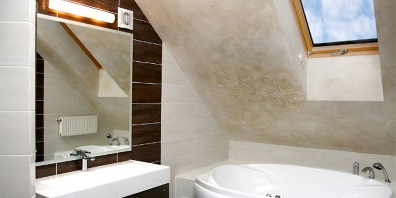 Vochtige badkamer? Vochtprobleem herkennen
