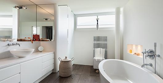 Ventilatie in badkamer: soorten en richtprijzen