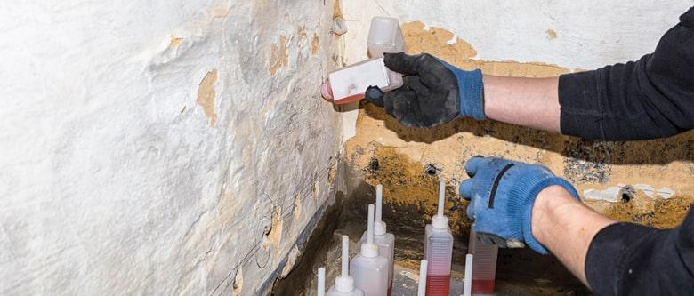 Muren injecteren: kosten en stappenplan